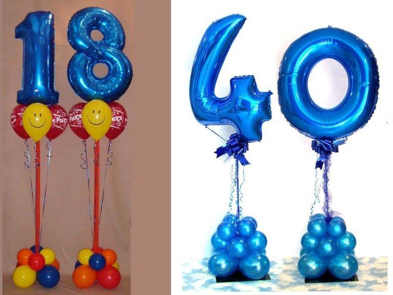 palloncini per compleanni di ogni età