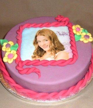 Cialde alimentari personalizzate per torte