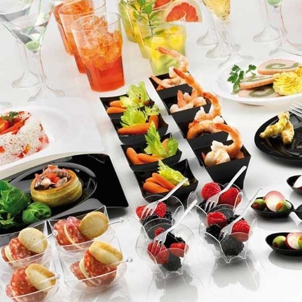 contenitori per finger food