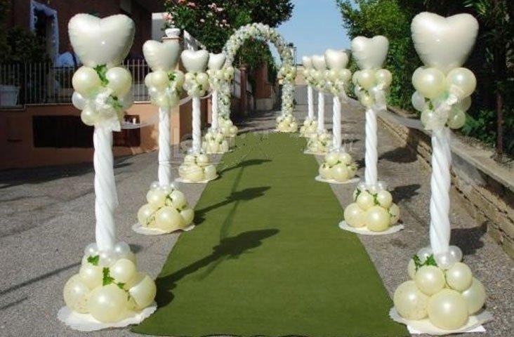 spesso Allestimenti per matrimoni - Firenze - L'Isola Magica di Simone Guerri AK19