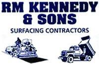 RM KENNEDY & SONS logo
