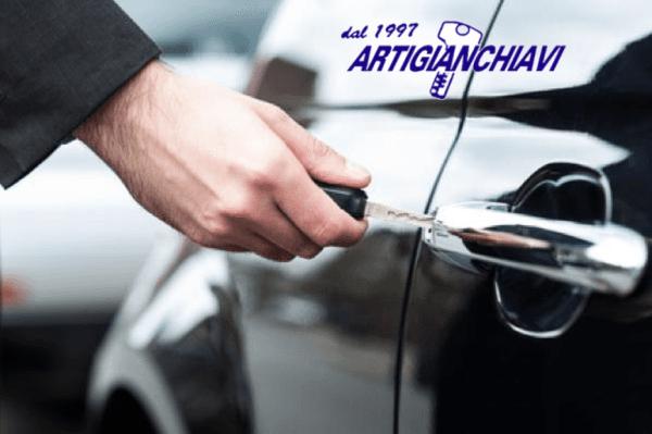 duplicazione serratura auto