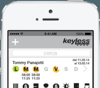 app keyless