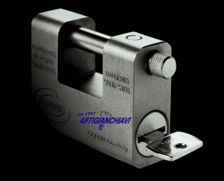 Lucchetti grizzly, assa abloy