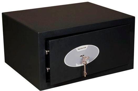 laptop con chiave, cassaforti per comunità