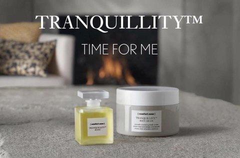 tranquillity comfortzone