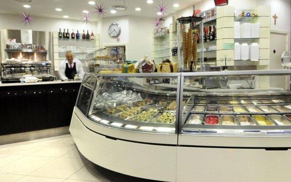 Arredamenti e forniture per gelateria