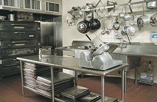 Attrezzature per cucine industriali