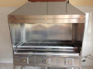 Produzione griglie da cucina