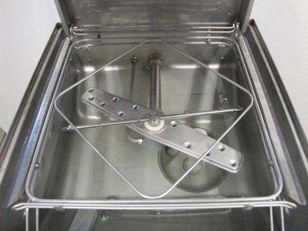 lavastoviglie a cestello fisso a capot