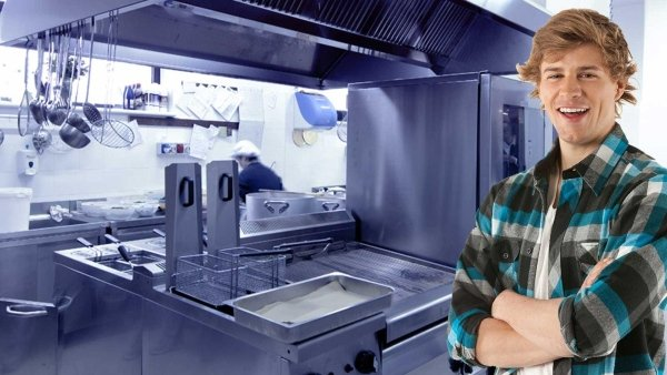 Vendita attrezzature usate per cucine professionali