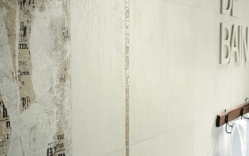 Particolare White Murales Edilcom srl