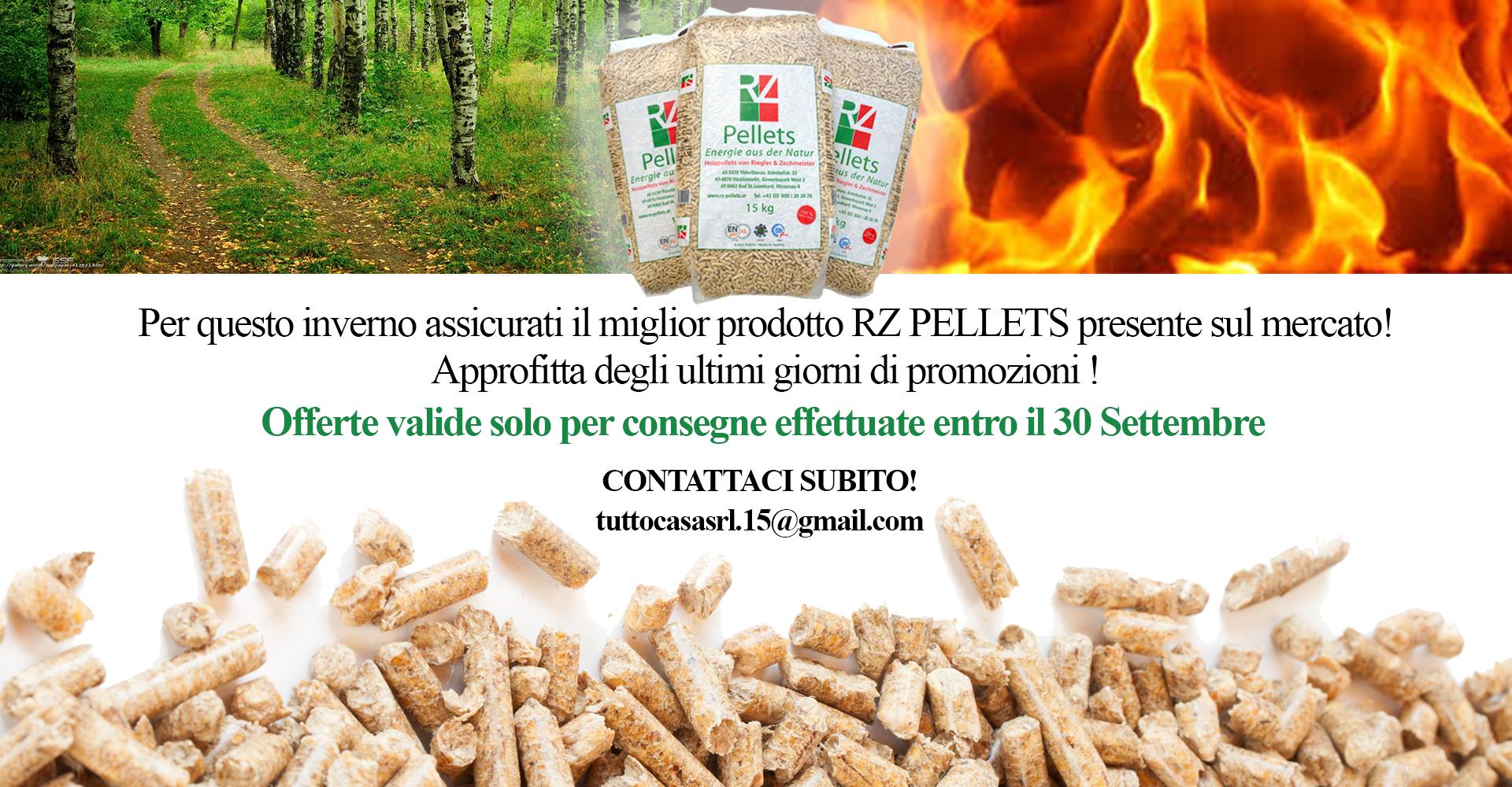 promozione pellets