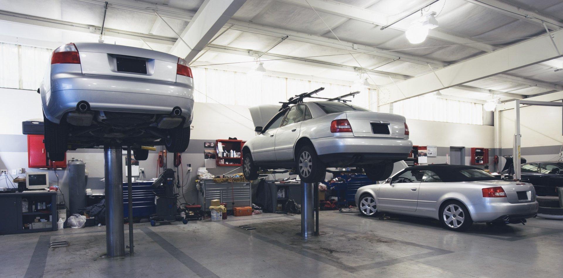 cars for MOT test