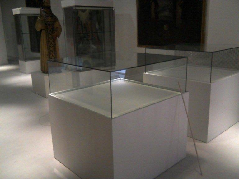 vetrine per musei