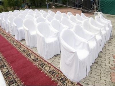 copertura per sedie esterne
