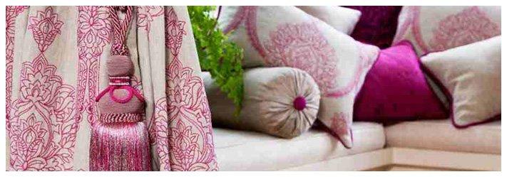 Luxury handmade curtains in Burnley