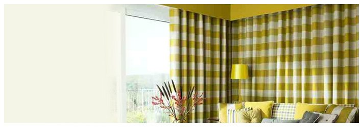Cushi Numbers made to measure curtains and blinds in Burnley