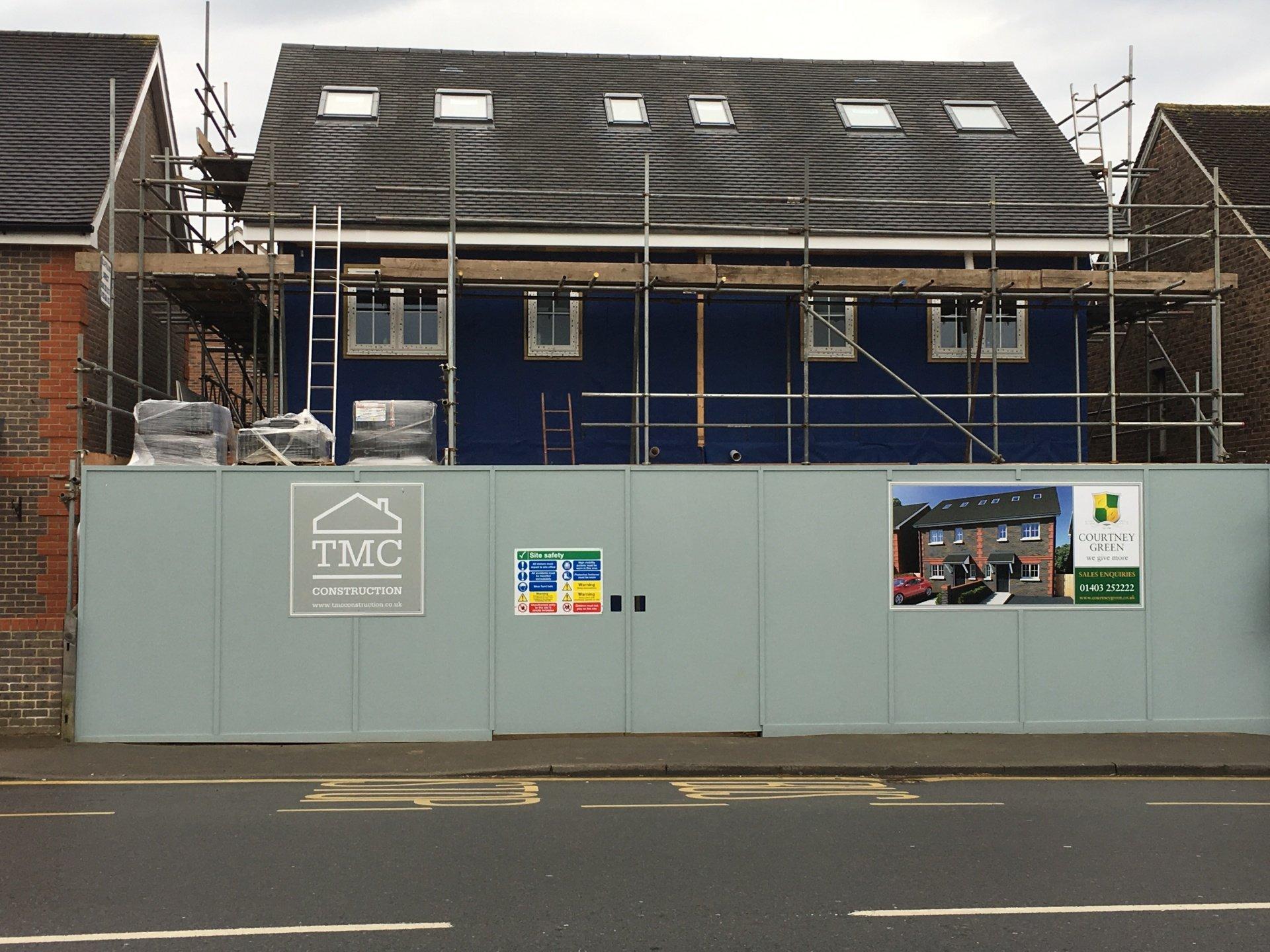 Tmc Construction Building Contractors In Horsham