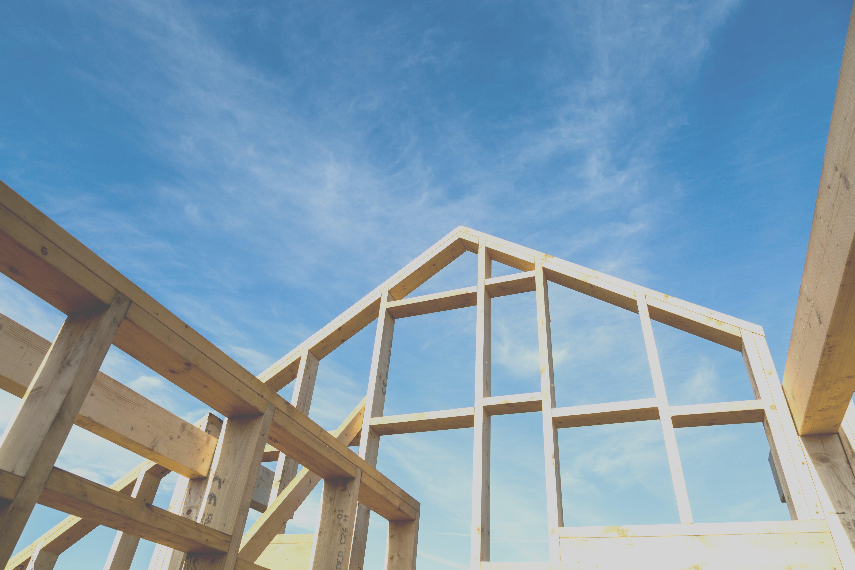 unique wooden construction