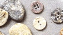 bottoni di sasso
