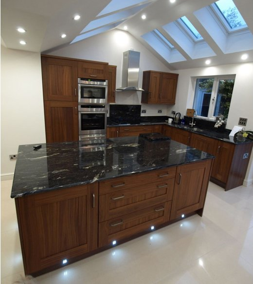 Kitchen remodelling