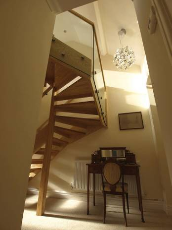Staircase remodelling