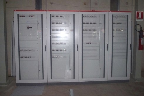 Industrial electrical control units