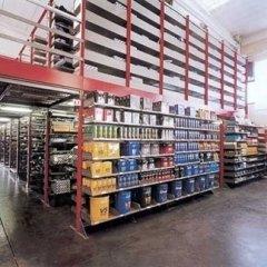 magazzino ricambi