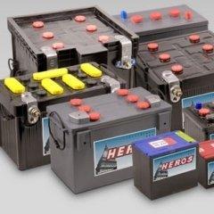batterie heros