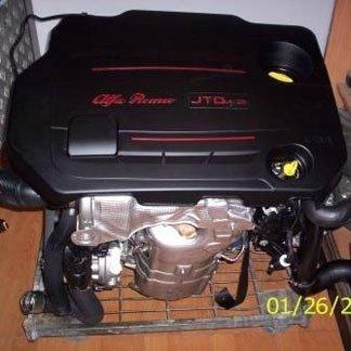 motore alfa romeo