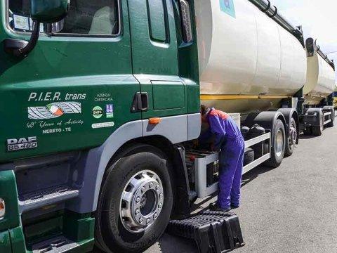 assistenza veicoli industriali