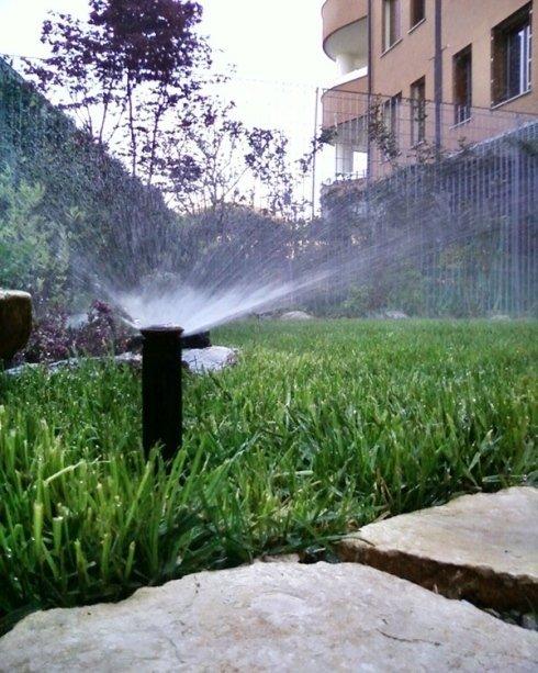 Irrigazione fuoriterra