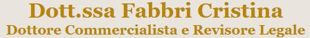 FABBRI CRISTINA DOTTORE COMMERCIALISTA - LOGO