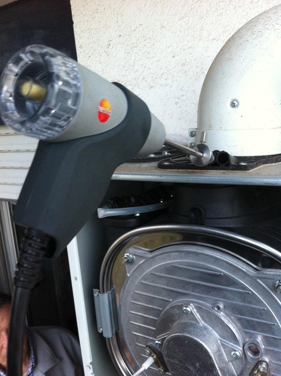 manutenzione caldaie chaffoteaux