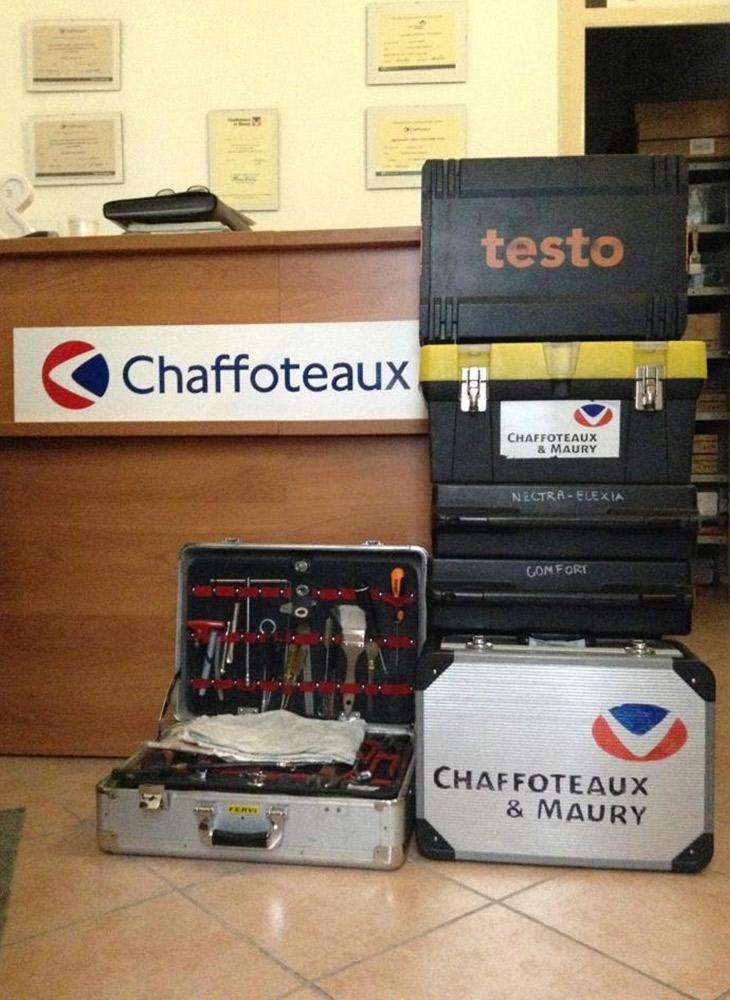 Assistenza caldaie Chaffoteaux