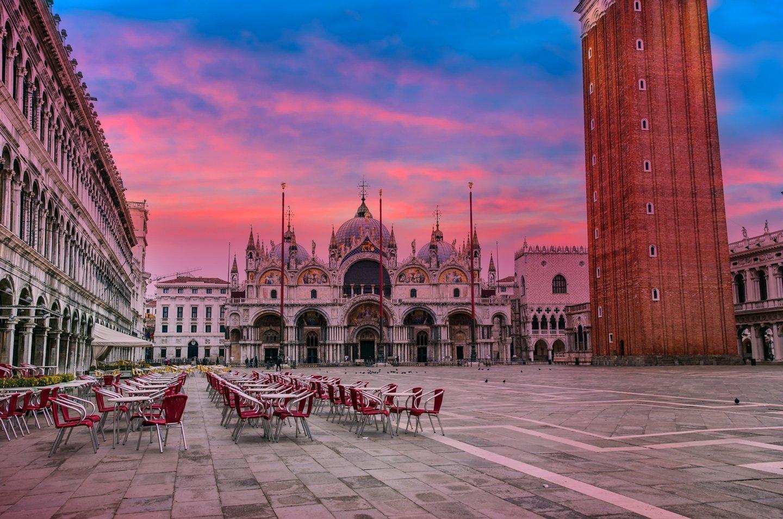 trasporti turistici a Venezia