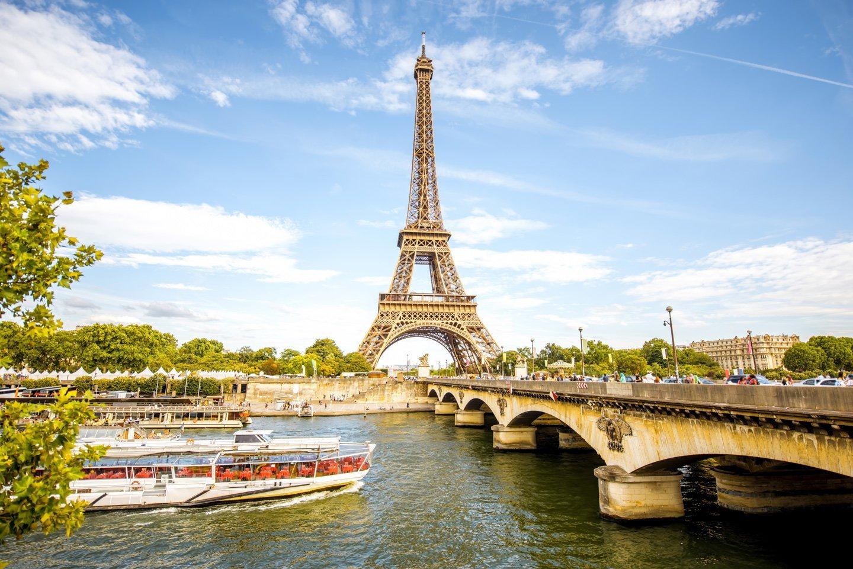 viaggi turistici a Parigi