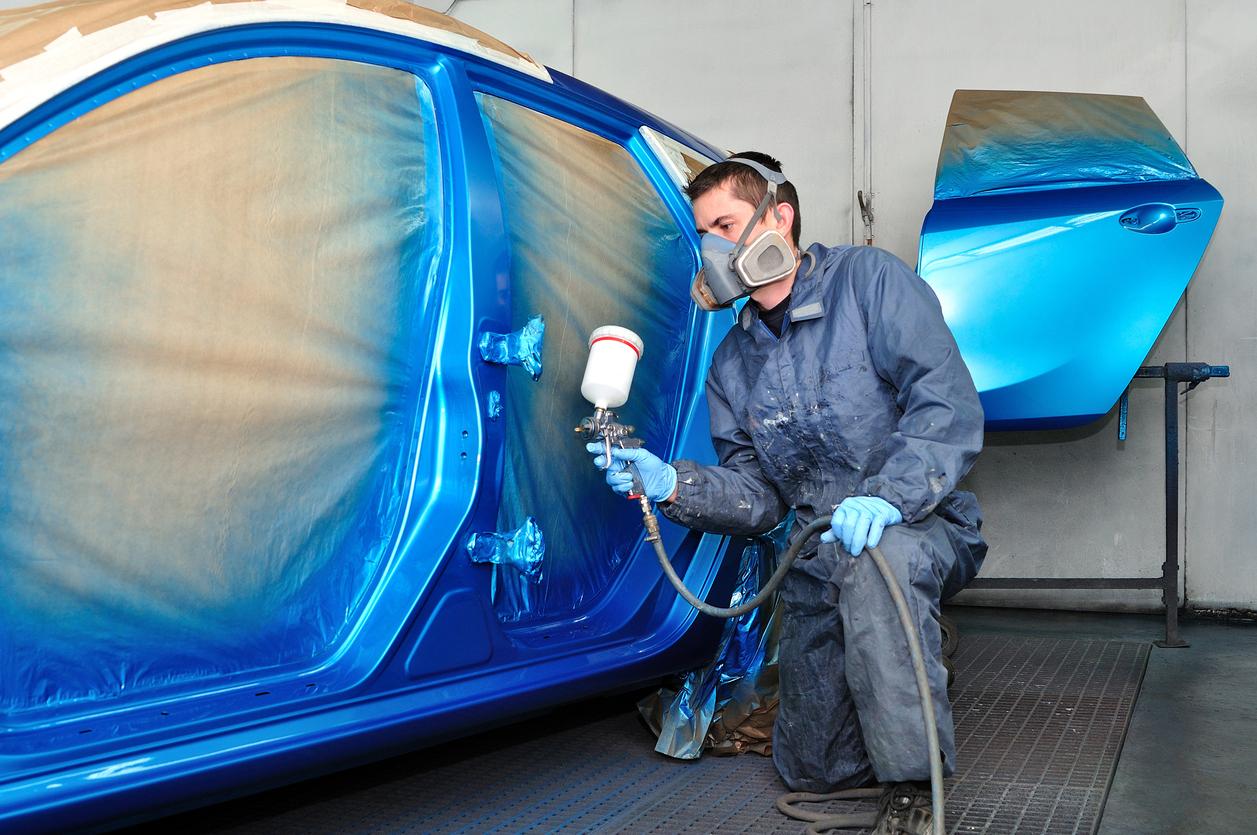 Image result for Auto Body Repair istock