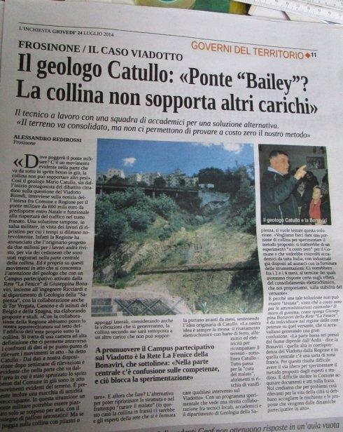 Geologo Catullo Mario