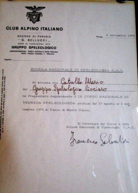 club alpino Catullo