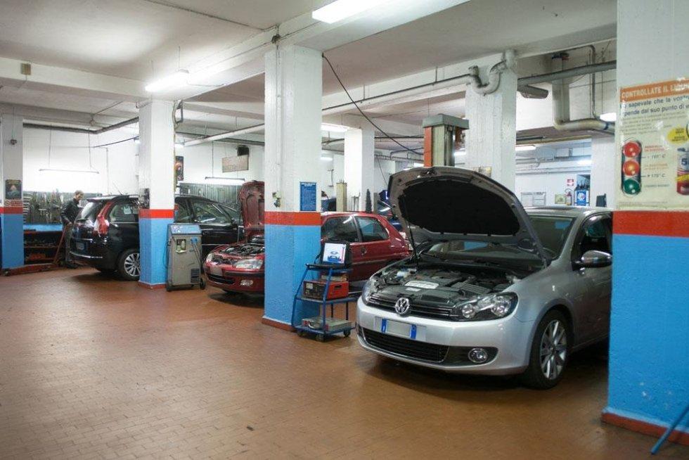 riparazioni auto storiche