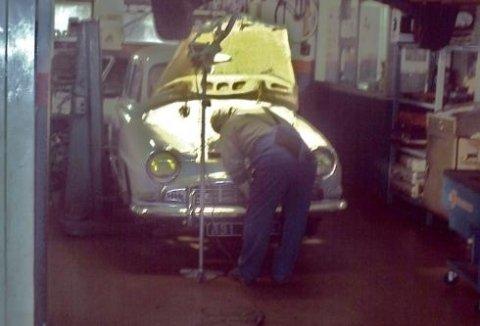 officina auto storiche