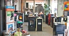 La Combustibile, Domio, San Dorligo della Valle, Trieste, vendita stufe