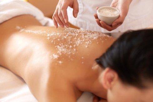 scrub corpo, trattamenti corpo, trattamenti bellezza