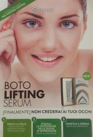 boto lifting serum