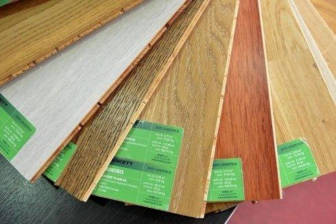 pavimento legno componibile