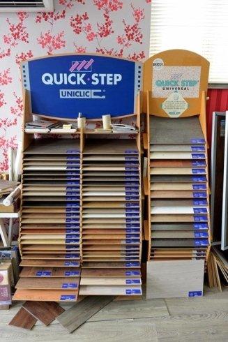quick step uniclic