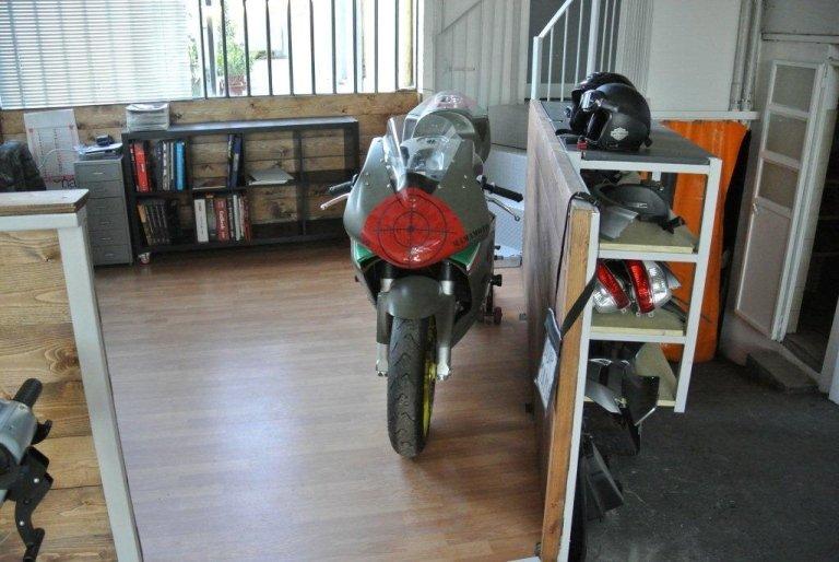 riparazioni moto e scooter