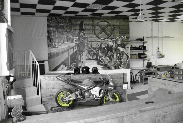 officina specializzata moto